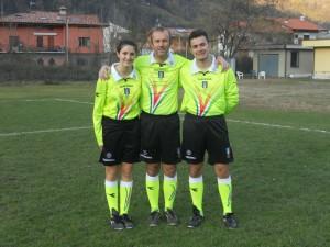 La Famiglia Ruffoni: tre arbitri della Valtellina