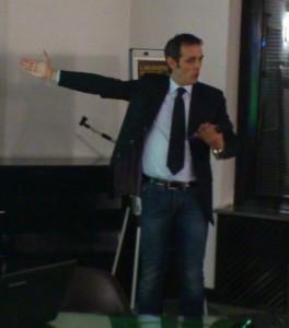 Alessandro Stagnoli a Sondrio