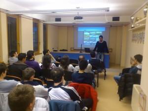 Luigi Nasca in aula