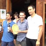 Pulenta Cup 2014 - premiazione Sondrio