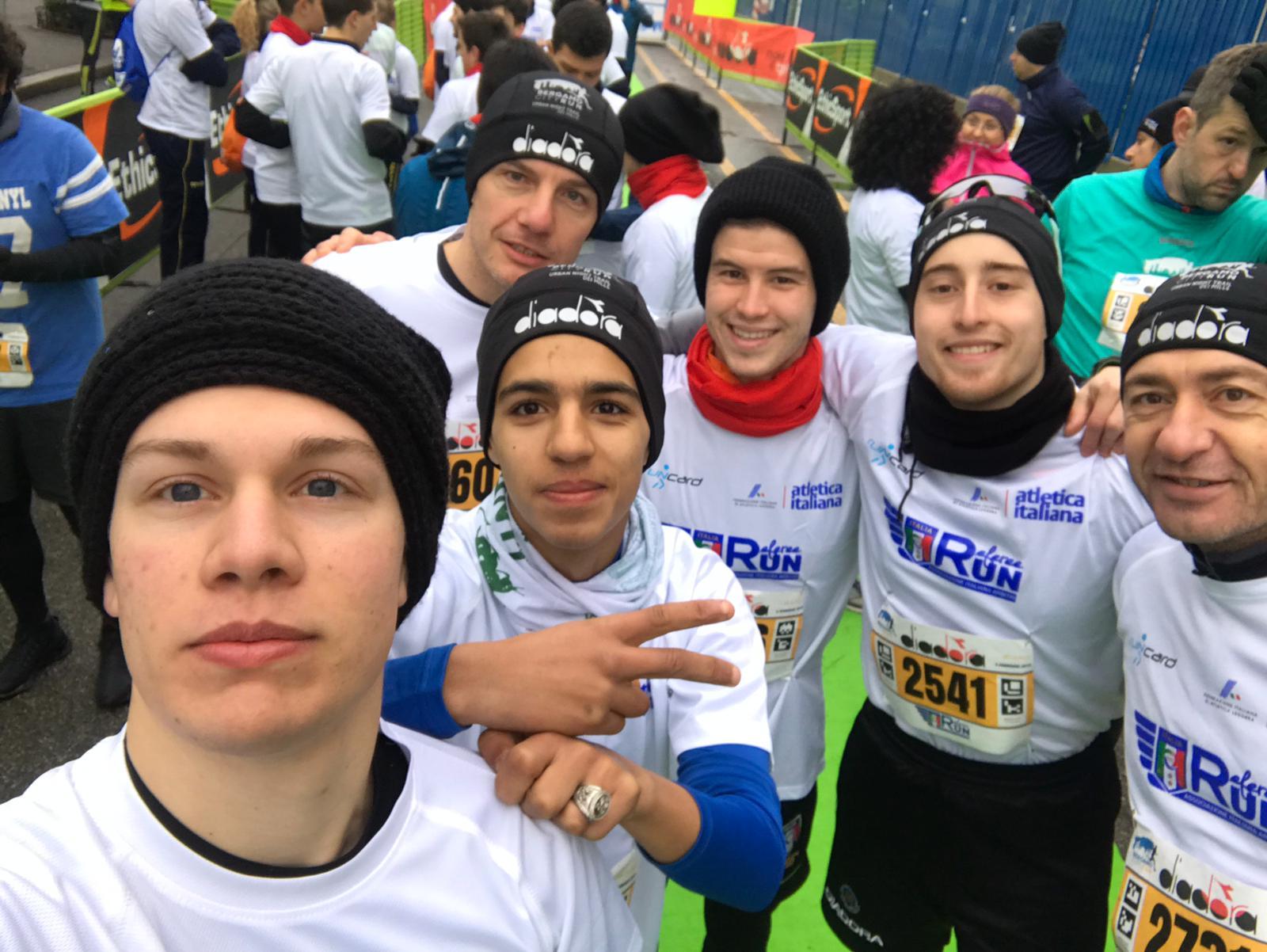 referee run 2019 bergamo sondrio